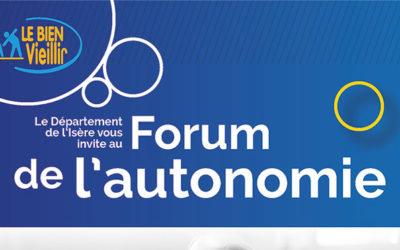 Deux établissements du GHND participent au forum de l'autonomie !
